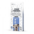 Meldgaard Four Friends Dog Sensi HighCal 12 kg